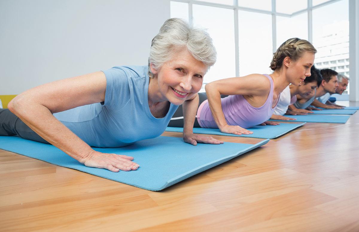 Le sport pendant votre retraite